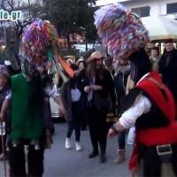 Βίντεο kozaniLife.gr: Οι Κουδουνοφόροι του Σοχού Θεσσαλονίκης στους δρόμους της Κοζάνης!