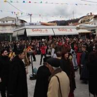 Συμμετοχή της Κοζάνης στη μεγάλη γιορτή της Αγροτικής Αποκριάς  στο Σοχό της Θεσσαλονίκης! Δείτε φωτογραφίες