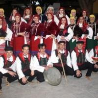 Χορούς των Γκαγκαβούζηδων της Θράκης χόρεψε o Σύλλογος της «Κόζιανης»