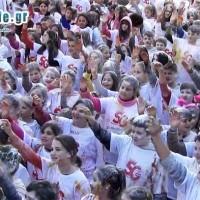 Sourd Games 2015 της Κοζανίτικης Αποκριάς: Χαμός και φέτος στην πλατεία της Κοζάνης! Δείτε βίντεο του kozaniLife.gr