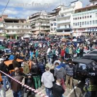 Βίντεο: Τα «πειραγμένα» αυτοκίνητα της Δυτικής Μακεδονίας στην κοπή της πρωτοχρονιάτικης πίτας του Αυτοκινητιστικού Ομίλου Γρεβενών