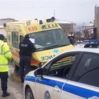 Πτολεμαΐδα: Tροχαίο ατύχημα με ασθενοφόρο του ΕΚΑΒ που μετέφερε καρδιολογικό περιστατικό!