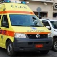 Τροχαίο ατύχημα στην Κερασιά Κοζάνης – Νεαρή οδηγός έπεσε δίπλα σε αυλή σπιτιού