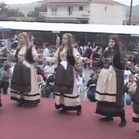 Βίντεο με τα χορευτικά του Πολιτιστικού Συλλόγου «Πλατάνια» στην Ανθοκομική Έκθεση Κοζάνης