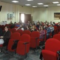 Με μεγάλη επιτυχία πραγματοποιήθηκε το θεματικό σεμινάριο για Δασολόγους από το ΓΕΩΤ.Ε.Ε./Π.Δ.Μ.