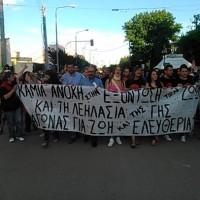 Φωτογραφίες από τη συγκέντρωση διαμαρτυρίας για τις φόλες στην Πτολεμαΐδα – Τι λένε οι Εθελοντές του Κυνοκομείου