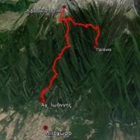 Εξόρμηση του Συλλόγου Ελλήνων Ορειβατών Κοζάνης στoν Όλυμπο