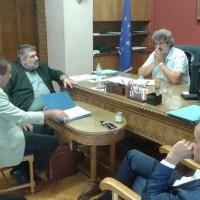 Συνάντηση της Περιφερειακής Αρχής Δυτ. Μακεδονίας με τον Αναπληρωτή Υπουργό Υγείας – Τι συμφωνήθηκε για την υγεία στη περιοχή