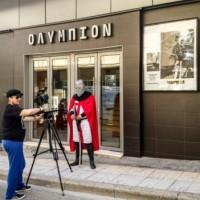 Βίντεο: Η αληθινή πρόταση γάμου στο «Ολύμπιον» της Κοζάνης! Απέρριψε 29 διάσημες Ελληνίδες για τη γυναίκα της ζωής του