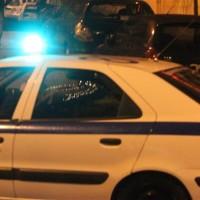 Τράκαρε με περιπολικό έξω από την Κοζάνη και εγκατέλειψε το σημείο