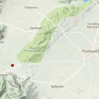 Σεισμική δόνηση μεγέθους 3,6 ρίχτερ δυτικά της Πτολεμαΐδας!