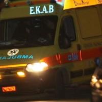 Κοζάνη: Άντρας έπεσε από τον 2ο όροφο πολυκατοικίας στα Ηπειρώτικα
