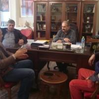 Κέντρο ενεργειακών εξελίξεων ο Δήμος Εορδαίας – Συνάντηση του Δημάρχου Εορδαίας με τον Βουλευτή Γ. Κασαπίδη