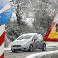 Αλυσίδες και χιονολάστιχα σε όλο το οδικό δίκτυο της Δυτικής Μακεδονίας – Δείτε αναλυτικά