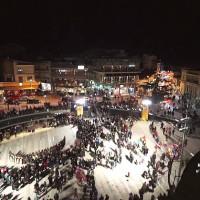 Στιγμές Κοζανίτικης Αποκριάς στην κεντρική πλατεία – Δείτε το όμορφο βίντεο του Νεκτάριου Δουγαλή