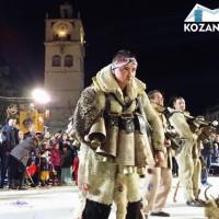 Βούλγαροι και Σκοπιανοί καρναβαλιστές συμμετέχουν στην Κοζανίτικη Αποκριά 2016! Δείτε το βίντεο του KOZANILIFE.GR