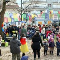 Άναψε ο παιδικός Φανός της Κόζιανης – Το Σάββατο 12 Μαρτίου ο φανός του Συλλόγου