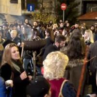 Το αποκριάτικο γλέντι στον φανό του Αγίου Δημητρίου – Δείτε το βίντεο του KOZANILIFE.GR