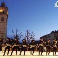 Δείτε φωτογραφίες με τα εντυπωσιακά χορευτικά των Ποντιακών Συλλόγων της Κοζάνης στα πλαίσια της Αποκριάς