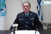 Οι κρίσεις των Αστυνομικών Διευθυντών της Αστυνομίας: Προήχθη σε Ταξίαρχος ο νυν Αστυνομικός Διευθυντής Κοζάνης Χαράλαμπος Θεοχάρης