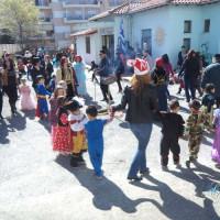 Με επιτυχία πραγματοποιήθηκε το αποκριάτικο πάρτι στο 12ο Νηπιαγωγείο Κοζάνης