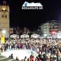Εξαιρετικό μουσικό αφιέρωμα στα χάλκινα της Κοζάνης με τη μεγάλη συμμετοχή του κόσμου! Δείτε το βίντεο του KOZANILIFE.GR