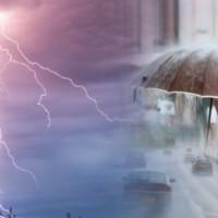 Δυτική Μακεδονία: Μεταβολή του καιρού τον Δεκαπενταύγουστο με βροχές, καταιγίδες, χαλαζοπτώσεις και ισχυρούς ανέμους