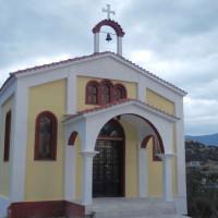 Ο εορτασμός του Οσίου Βαραδάτου στο ομώνυμο παρεκκλήσι
