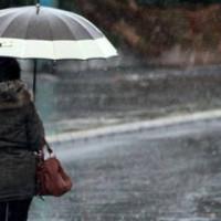 Βροχές, καταιγίδες και σκόνη το Σαββατοκύριακο – Δείτε την πρόγνωση του καιρού