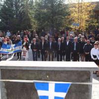Επιμνημόσυνη δέηση στο μνημείο Πεσόντων στη Νεάπολη