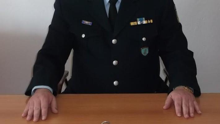 Ο Θεόδωρος Κεραμάς από τη Δ/νση Αστυνομίας Γρεβενών ο νέος Αστυνομικός Διευθυντής Κοζάνης