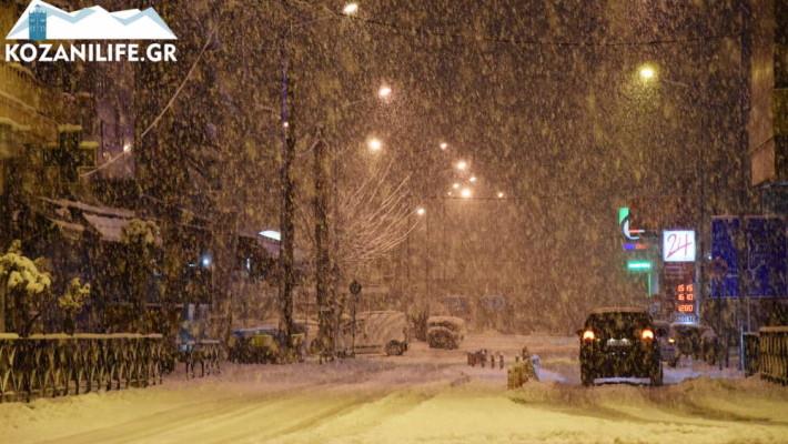 Δυτική Μακεδονία: Έκτακτο δελτίο επιδείνωσης του καιρού από τα ξημερώματα της Τρίτης – Δείτε αναλυτικά