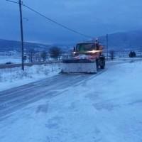 Δείτε σε ποια σημεία του οδικού δικτύου της Δυτικής Μακεδονίας χρειάζονται αλυσίδες