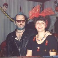 Φανή Φτάκα και Λάζαρος Τσικριτζής ντυμένοι αποκριάτικα 26 χρόνια πριν! Δείτε φωτογραφία