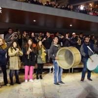 Βίντεο: Εξαιρετικό αφιέρωμα της Κοζανίτικης Αποκριάς 2017 στα Χάλκινα Ηχοχρώματα Βαλκανίων