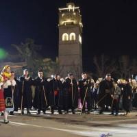 Δείτε το φωτορεπορτάζ από την παρουσία του Φανού «Πλατάνια» στην κεντρική πλατεία Κοζάνης