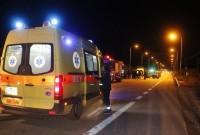 Θανατηφόρο τροχαίο ατύχημα στην Εγνατία Οδό έξω από τη Νεάπολη Κοζάνης