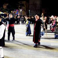 Ο Φανός «Παύλος Μελάς» στην κεντρική πλατεία Κοζάνης! Δείτε βίντεο και φωτογραφίες