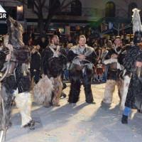 Κωδωνοφόροι καρναβαλιστές από τα Βαλκάνια και φέτος στην Κοζανίτικη Αποκριά! Δείτε το φωτορεπορτάζ
