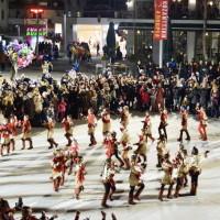 Μάγεψαν οι χορεύτριες Συλλόγων και γυμναστηρίων της Κοζάνης με τις δεξιότητές τους! Δείτε το φωτορεπορτάζ