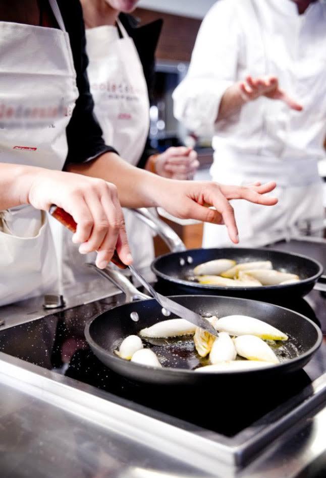 5 λόγοι για να παρακολουθήσετε μαθήματα μαγειρικής  6fa97e7e6ed
