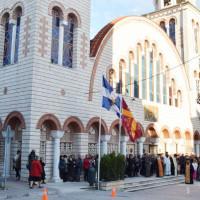 Πανηγυρίζει ο Ι.Ν. των Αγίων Κωνσταντίνου και Ελένης στην Κοζάνη