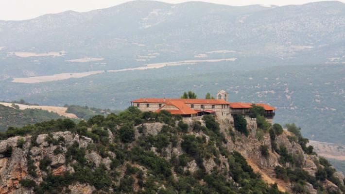 Πανηγυρίζει η Ιερά Μονή Ζάβορδας – Δείτε το πρόγραμμα των θρησκευτικών εκδηλώσεων