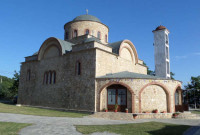 Αρχιερατική Παράκληση της Παναγίας στην Ιερά Μονή Αγίου Ιωάννου Βαζελώνος