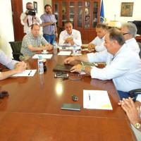 Βίντεο: Συνάντηση του Περιφερειάρχη με τους δημάρχους για το σχεδιασμό της στρατηγικής διανομής του φυσικού αερίου στη Δυτική Μακεδονία