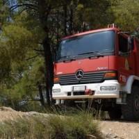 Δασική φωτιά στην Αγία Παρασκευή Πλατανορεύματος Κοζάνης – Μεγάλη δύναμη της Πυροσβεστικής στο σημείο