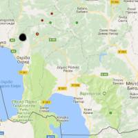 Σεισμική δόνηση μεγέθους 4,9 ρίχτερ βόρεια της Φλώρινας! Αισθητός και στην Κοζάνη