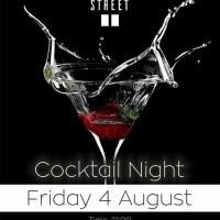 Απολαυστικά cocktails με άκρως καλοκαιρινή διάθεση το βράδυ της Παρασκευής στο Eleven Street