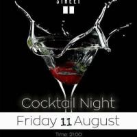 Συνεχίζονται οι βραδιές Cocktail της Παρασκευής στο Eleven Street στην Κοζάνη