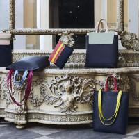30χρονος Καστοριανός σχεδιαστής παρουσιάζει την πρώτη του συλλογή χειροποίητων δερμάτινων τσαντών με άρωμα Louis Vuitton